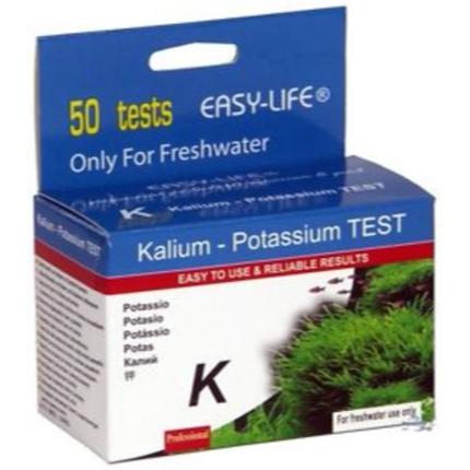 Easy Life test merjenja kalija za sladko vodo
