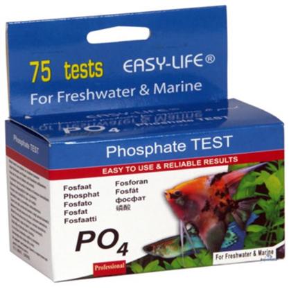 Easy Life test merjenja fosfatov za sladko ali morsko vodo