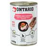 Ontario Kitten - piščanec, rakci, riž in lososovo olje - 400 g 400 g
