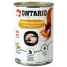 Ontario Cat - piščanec, zajec in lososovo olje - 400 g 400 g