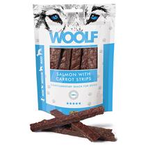 Woolf priboljški - losos in korenje - 100 g
