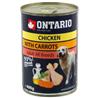 Ontario Adult - piščanec, korenje in lososovo olje 400 g