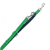 Nobby Soft Grip povodec - zelen - 200 cm 15 mm