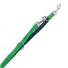 Nobby Soft Grip povodec - zelen - 200 cm 25 mm