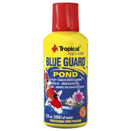 Tropical Blue Guard Pond - 250 ml