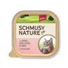 Schmusy Nature alutray - govedina in perutnina - 100 g 100 g