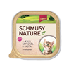Schmusy Nature Kitten - teletina in perutnina - 100 g 100 g