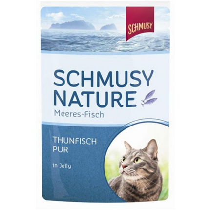 Schmusy Nature - tuna - 100 g
