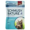 Schmusy Nature - tuna in riž - 100 g 100 g