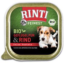 Rinti Bio alutray - govedina - 150 g