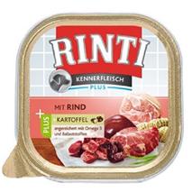 Rinti Kennerfleisch alutray - govedina in krompir - 300 g