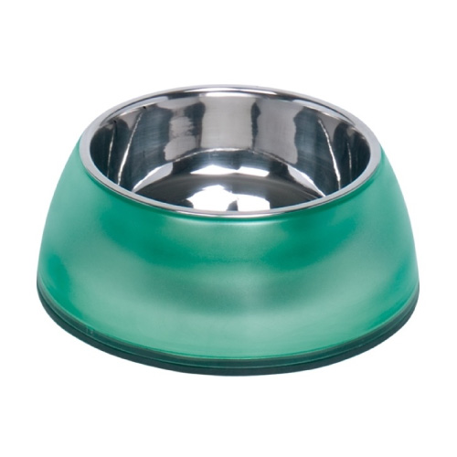 Nobby posoda Diva Clear, zelena - 17 cm/0,5 l