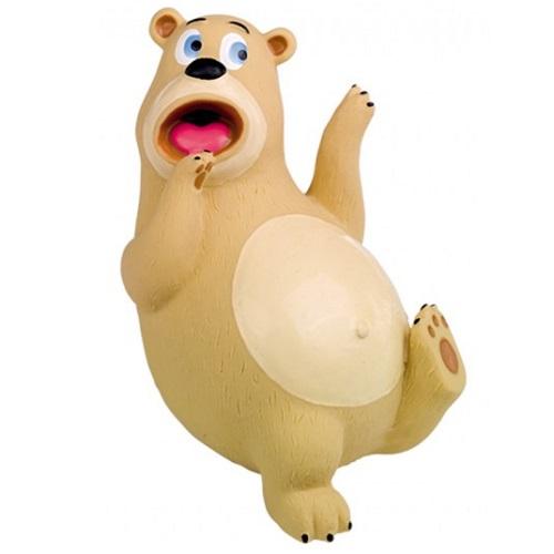 Nobby medvedek iz lateksa - 17,5 cm