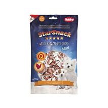 Nobby Starsnack Mini prigrizki iz piščanca in lososa – 70 g