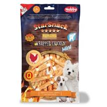 Nobby Starsnack Barbecue Mini piščanec na palčkah – 113 g