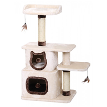 Nobby Agrio praskalnik za mačke, bež - 60 x 45 x 110,5 cm