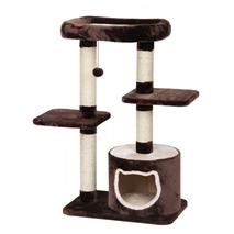 Nobby Pavas praskalnik za mačke, rjav - 60 x 40 x 102,5 cm