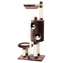 Nobby Solco praskalnik za mačke, rjav - 70 x 45 x 165 cm