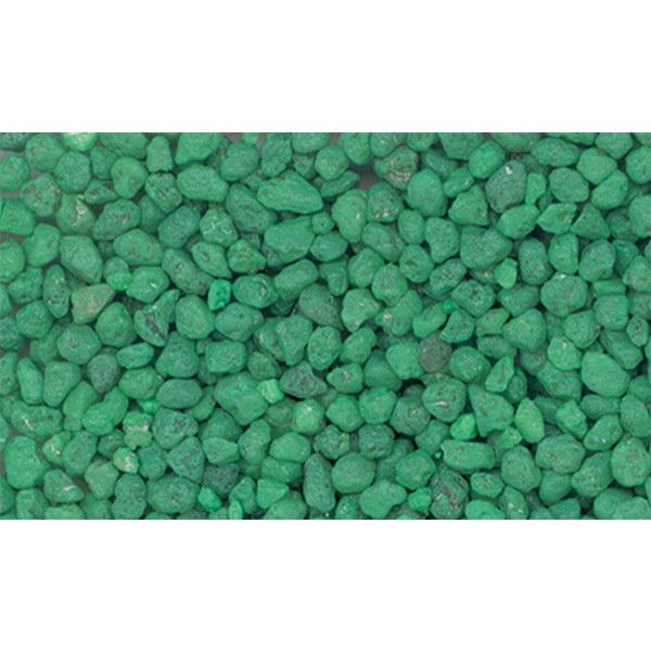 Prodac akvarijski pesek, svetlo zelen - 2-3 mm / 2,5 kg