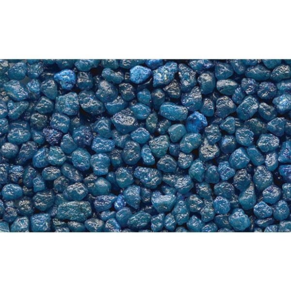 Prodac akvarijski pesek, temno moder - 2-3 mm / 2,5 kg