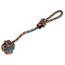 Dog Fantasy igralna vrv z žogico - 35 cm