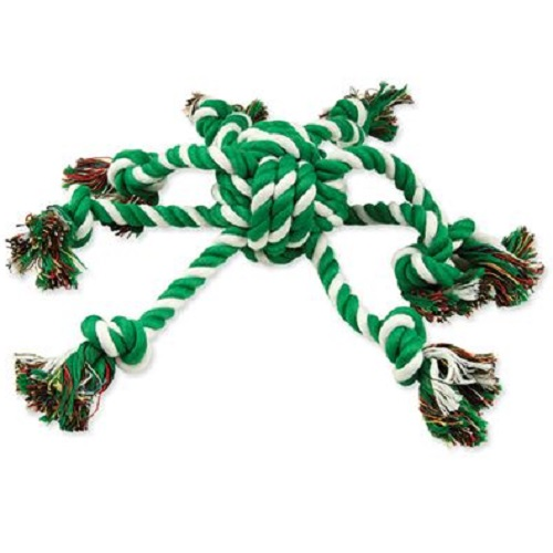 Dog Fantasy pletena hobotnica- 45 cm