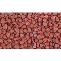 Prodac akvarijski pesek, oranžen - 2-3 mm / 2,5 kg