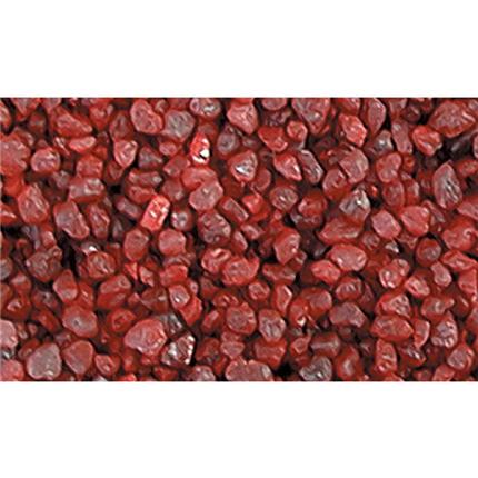 Prodac akvarijski pesek, rdeč - 2-3 mm / 2,5 kg