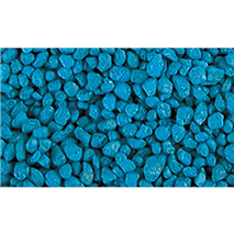Prodac akvarijski pesek, svetlo moder - 2-3 mm / 2,5 kg