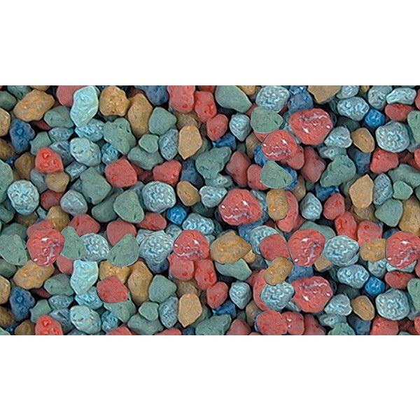 Prodac akvarijski pesek, pisan - 2-3 mm / 2,5 kg