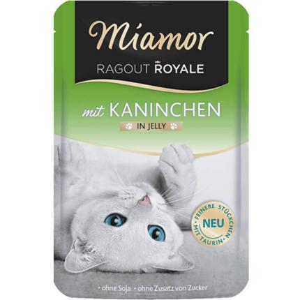 Miamor Ragu Royal - zajec v želeju - 100 g