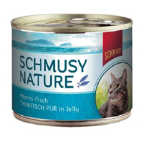 Schmusy Nature - tuna - 185 g