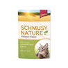 Schmusy Nature - zajec in riž - 100 g 100 g