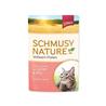 Schmusy Nature - losos in riž - 100 g 100 g