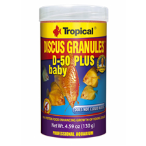 Tropical Discus Gran D-50 plus Baby - 250 ml / 130 g