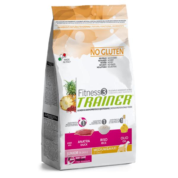 Trainer Fitness3 Junior Medium/Maxi - raca in riž 12,5 kg