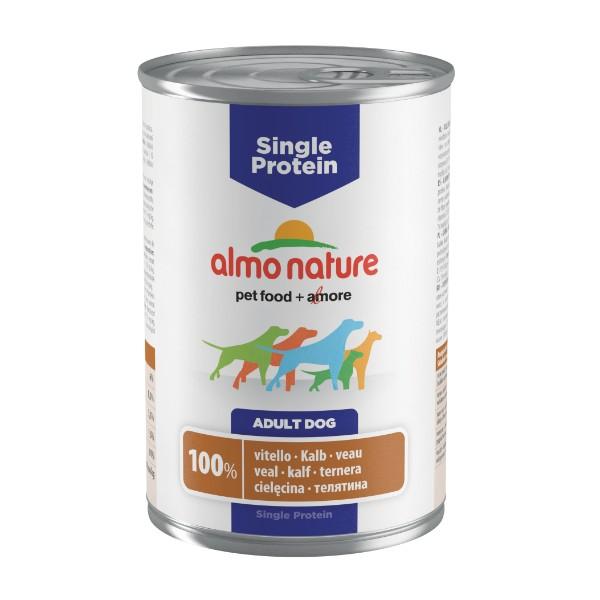 Almo Nature Monoprotein - teletin - 400 g