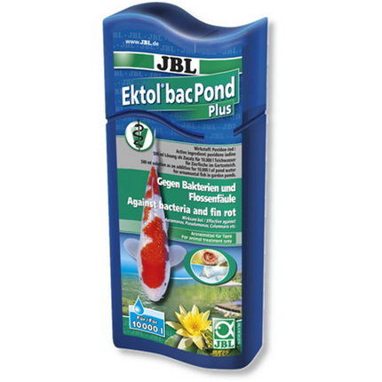 JBL Ektol Bac Pond Plus - 500 ml
