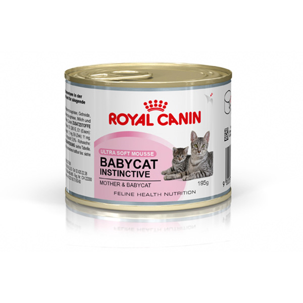 Royal Canin Kitten Babycat - 195 g