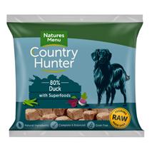 Natures Menu Country Hunter Nugget - raca, slive - 1 kg - zamrznjeno
