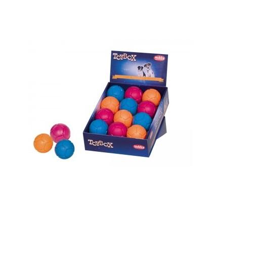 Nobby plavajoča nogometna žoga z zvokom - 6 cm