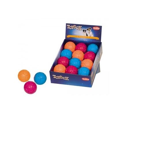 Nobby plavajoča nogometna žoga z zvokom - 8 cm