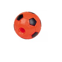 Nobby plavajoča žoga za posladke, rdeča - 12,5 cm