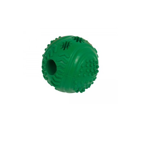 Nobby žoga za posladke, zelena - 7 cm