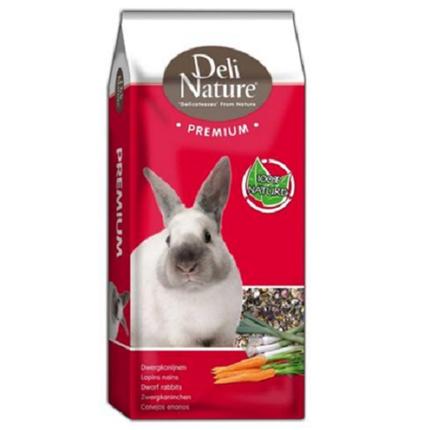 Deli Nature Premium za kunce - 15 kg