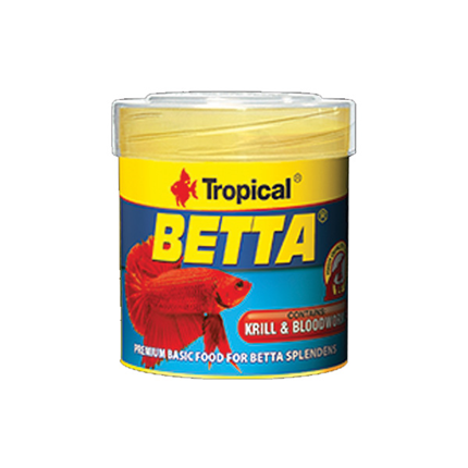 Tropical Betta - 50 ml / 15 g