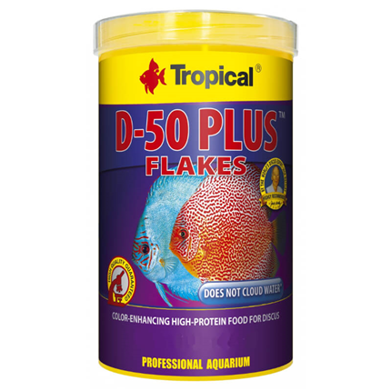 Tropical D-50 Plus - 250 ml