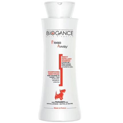 Biogance Lavender repelentni šampon za pse - 250 ml