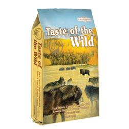 Taste Of The Wild High Prairie – pečeni bizon in divjačina 6 kg