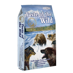 Taste Of The Wild Pacific Stream – prekajeni losos 6 kg